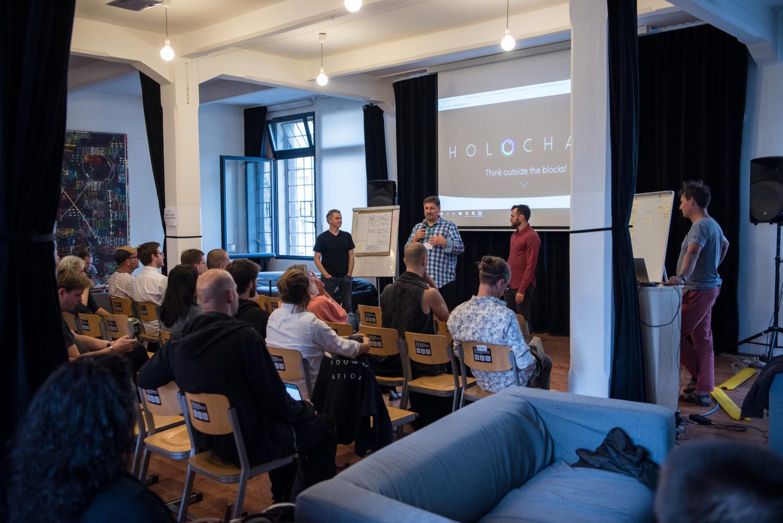 Hackathon, Hackathon Prag 2019, Holochain, Prag