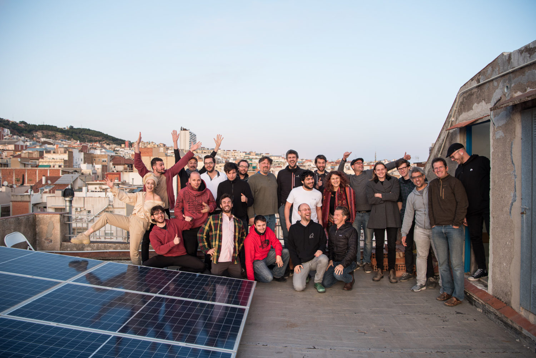 Barcelona, Betahaus, Holochain, Spain, happathon
