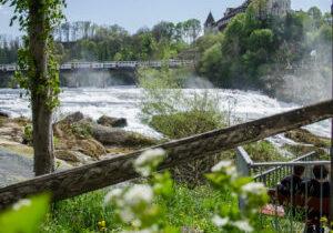 Europa, Kanton Schaffhausen, Neuhausen, Nordostschweiz, Rheinfall, Schweiz, nh, rhine falls, wasserfall, waterfall