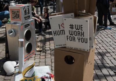 Marsch der Roboter I
